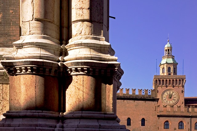 The Bologna Accursi Tower is back!!!
