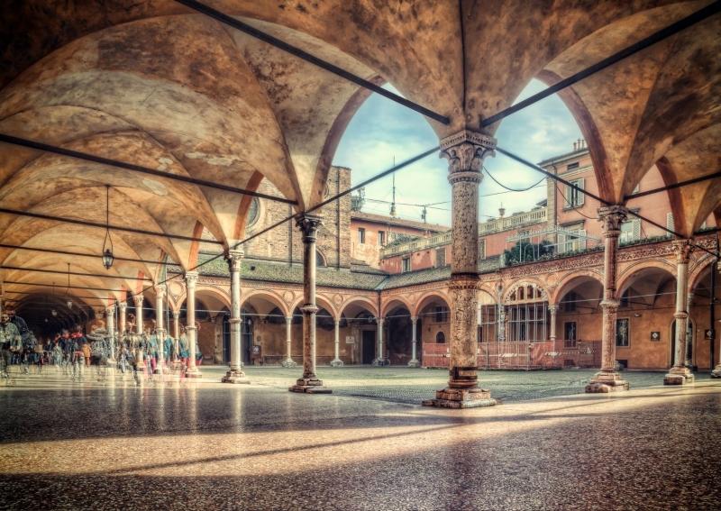 Bologna porticoes World Heritage