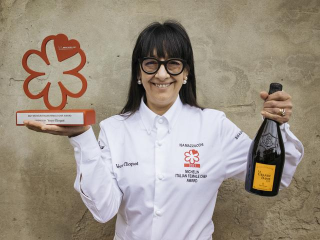The best 2021 female chef comes from the Italian Food Valley